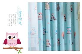 Owl Curtains For Nursery Room Curtains Owl Curtains For Baby Room Window Curtains For