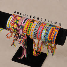 braided friendship bracelet images 14 colors handmade cotton braided friendship bracelets in bracelets jpg