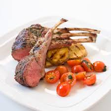 grilled rack of lamb on a charcoal grill cook u0027s illustrated