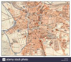 map of leipzig map of germany 19th century stock photos map of germany 19th