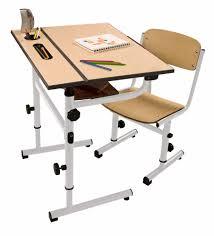 Kid School Desk Child Wooden Desk Home Furniture Decoration