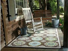 Rustic Outdoor Rugs Marvelous Mohawk Outdoor Rug Home Clover Leaf Area Rug Rustic