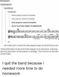 Flute Memes - hedul nigh fyeahflutes flutes players need to breathe flute