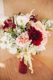 fall wedding bouquets 30 burgundy and blush fall wedding ideas deer pearl flowers