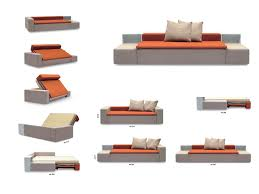 Sofa Bed Sleeper Couch 21 Best Transformable Furniture Italian Furniture U0026 Design