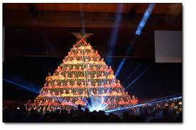 singing christmas tree singing christmas tree 2014 hobe sound christian academy