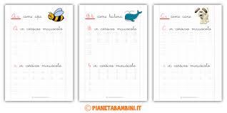 lettere straniere in corsivo maiuscolo e minuscolo imparare l alfabeto materiale gratuito per bambini
