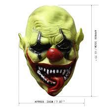 free halloween props aliexpress com buy new horror halloween green mask bloodlust