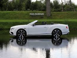 bentley continental mulliner current inventory tom hartley