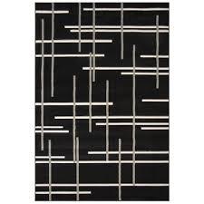 benuta tappeti benuta benuta tappeto moderno swing nero 180x280 cm miglior prezzo