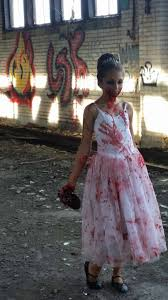 my little zombie ballerina the walking dead zombie halloween