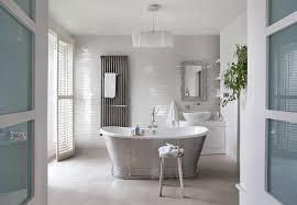 Farm Style Bathroom Vanities Carrara Porcelain Tile Bathroom Farmhouse With Rustic Bathroom