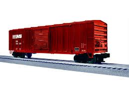 box car lionscale norfolk southern 50 u0027 modern boxcar 6 pack