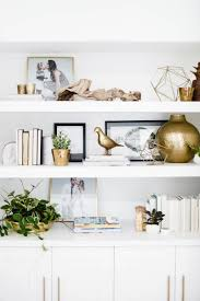 Shay Cochranes Gorgeous LightFilled Florida Home Tour Shelving - Home interior shelves