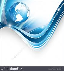 templates template with globe stock illustration i3849065 at