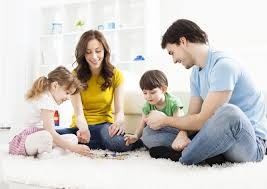 active family for