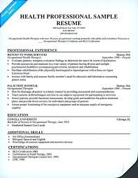 proper resume format 2017 occupational health resume mcdonalds resume