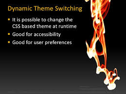 eclipse theme switcher css styling for eclipse rcp 3 x and 4 x