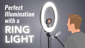 diva ring light amazon perfect illumination with a ring light learning in hand with tony
