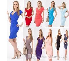 2016 work dresses new women fashion dresses vestidos winter women