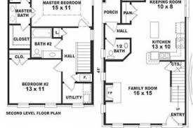 colonial house floor plans 21 colonial floor plans for small home colonial style house plan