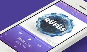 design application ios 40 exles of ios 7 mobile app interface designs