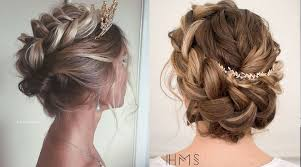 chignon mariage coiffure mariage coiffure simple et facile