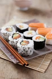 kit cuisine japonaise california rolls koken asiatique cuisines et japonais