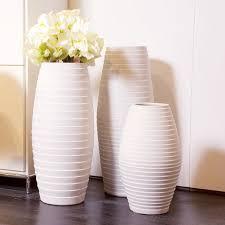 Flowers For Floor Vases European Style Modern Ceramic Vase Decorative Flower With A