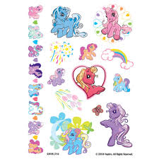 kids temporary tattoos my little pony baby n toddler