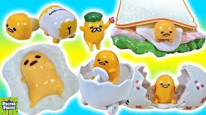 Where To Buy Blind Boxes Big Gudetama Show Blind Boxes Surprise Egg Toys U0026 Pudding Kit