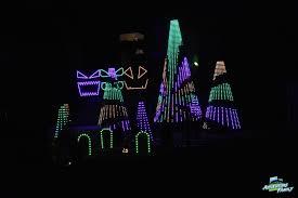 Halloween Lights Halloween Lights In Lehi Utah U0027s Adventure Family