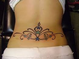 23 best cute lower back tattoo templates images on pinterest