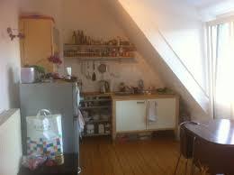 Kleine G Stige K Hen Kleine Küche Unter Dachschräge Mietwohnung