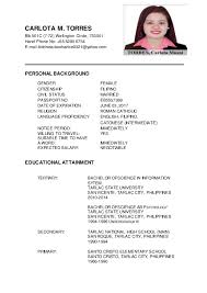 updated resume examples common resume format blue job hopper