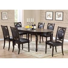 lola dining dining table and 4 chairs 2331 dining room