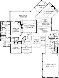 european style house plan 4 beds 5 50 baths 4747 sq ft plan 453