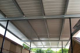 Corrugated Asphalt Roofing Panels by Metal Patio Roofing Panels
