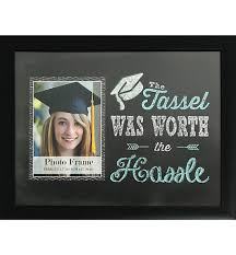 graduation tassel frame class of 2017 cork graduation photo frame tassel holder 8in x 10in