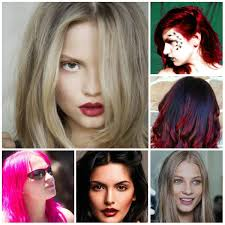 hair color styles for fall 2017 ombre hair color ideas and trends