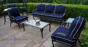 Patio Furniture Cushion Replacement Custom Outdoor Furniture Cushions Replacement Cushions By Hearth