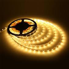 yellow led strip lights flexible led strip 3000k warm white 5m glowy