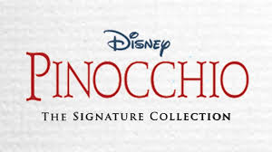Signature Pinocchio Walt Disney Signature Collection Trailer Youtube