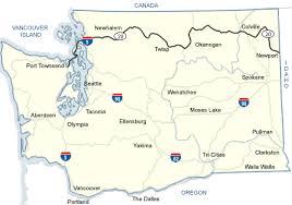 wsdot cascades highway map