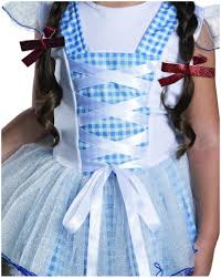 dorothy from wizard of oz costume ck421 dorothy tutu girls wizard of oz toddler book week fancy