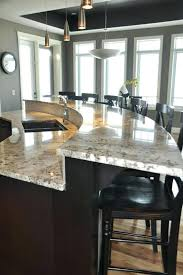 kitchen island with bar seating kitchen island kitchen island bar marvellous curved pictures