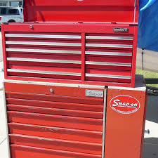 find more vintage snap on tool box and side cabinet top box sold