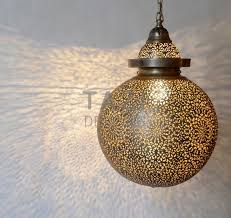 Moroccan Pendant Lights Luxury Moroccan Pendant Light Sol Small Tazi Designs