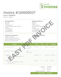 Invoice Templates Pdf Magento Pdf Templates Change The Look Of Your Invoice Layout