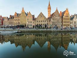 ghent city guide ghent rentals for your vacations with iha direct